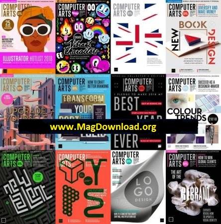 computer arts magazine pdf download free