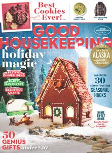 Good Housekeeping USA - December 2018
