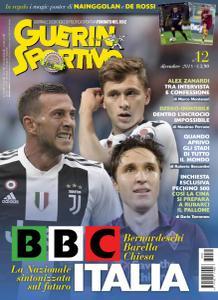 Guerin Sportivo - Dicembre 2018