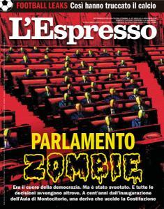 L'Espresso N.45 - 4 Novembre 2018