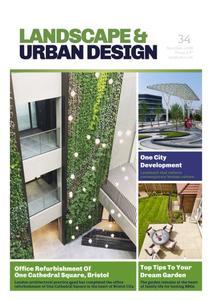 Landscape & Urban Design - November-December 2018