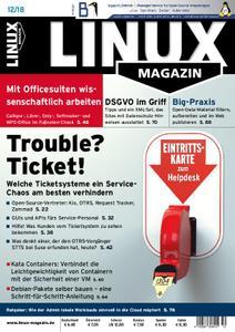 Linux-Magazin – Dezember 2018