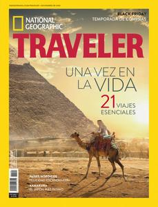National Geographic Traveler en Español - noviembre 2018