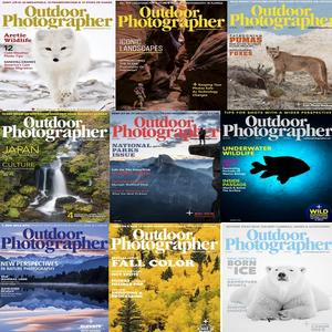 Outdoor Photographer – Full Year 2018 Collection