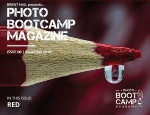 Photo BootCamp Magazine – November 2018