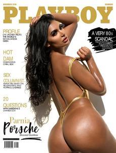 Playboy Denmark - November 2018