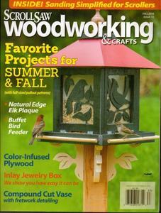 ScrollSaw Woodworking & Crafts - Fall 2018