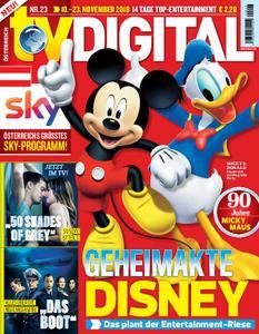 TV Digital Österreich – November 2018