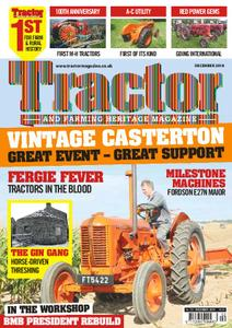 Tractor & Farming Heritage Magazine – January 2019