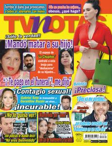TvNotas - noviembre 06, 2018