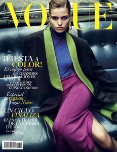 Vogue México - diciembre 2018
