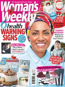 Woman's Weekly UK - 13 November 2018