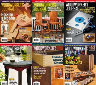Woodworker S Journal Full Year 2018 Collection Free Pdf Magazine