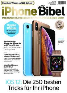 iPhoneBIBEL – Oktober 2018