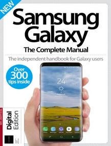 Future's Series: Samsung Galaxy The Complete Manual 21st Edition, 2018