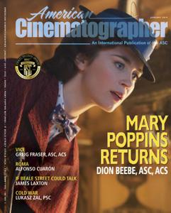 American Cinematographer - January 2019