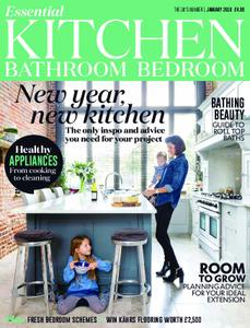 Essential Kitchen Bathroom Bedroom – January 2019