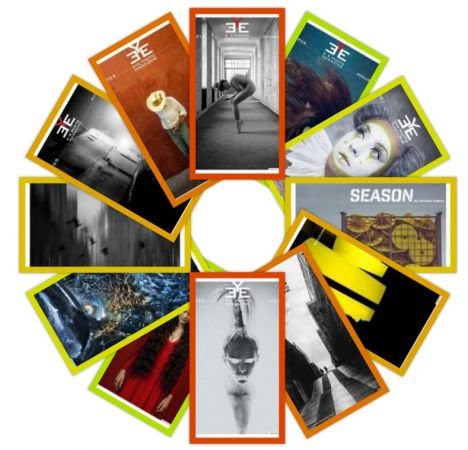 Eye Photo Magazine - 2018 Full Year Issues Collection