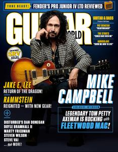 Guitar World - January 2019