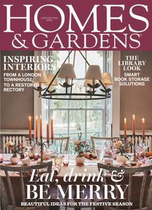 Homes & Gardens UK - January 2019