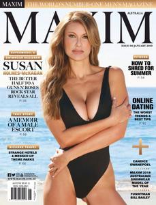 Maxim Australia - January 2019