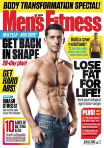 Mens Fitness UK - February 2019