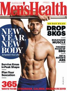 Mens Health Australia - January 2019