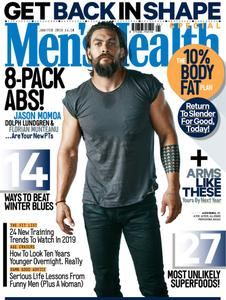 Mens Health UK - January 2019
