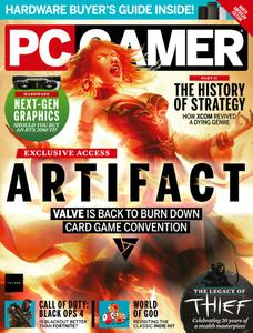 PC Gamer USA - January 2019