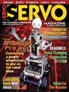 Servo Magazine - November-December 2018