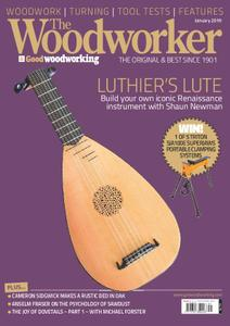 The Woodworker & Woodturner – January 2019