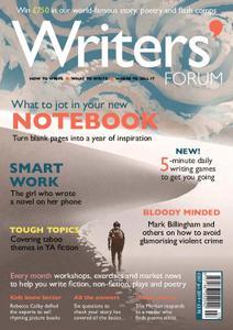 Writers' Forum – January 2019
