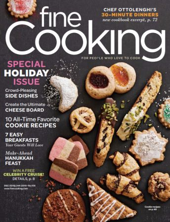 Fine Cooking – December 2018/January 2019