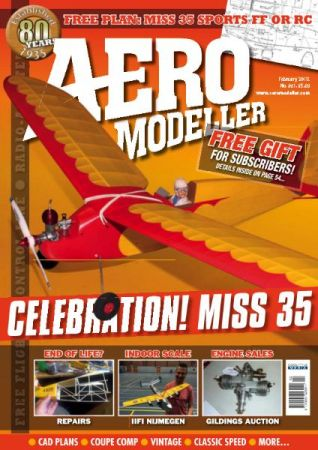 Aeromodeller – Issue 981 – February 2019