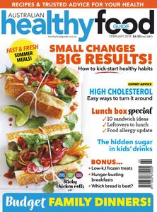 Australian Healthy Food Guide – February 2019