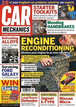 Car Mechanics – February 2019