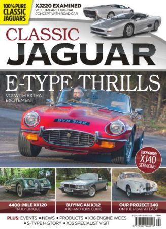 Classic Jaguar – February-March 2019