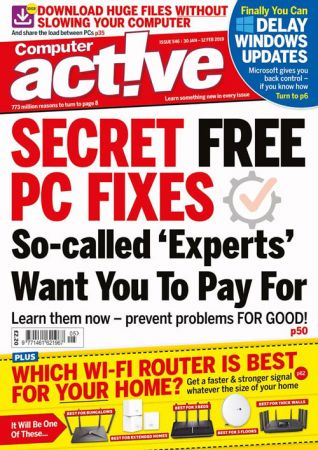 Computeractive – Issue 546 – 30 January 2019