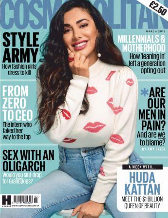 Cosmopolitan UK – March 2019