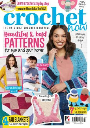 Crochet Now – Issue 37 – January 2019