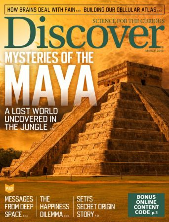 Discover – March 2019