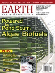 Earth Magazine - February 2009