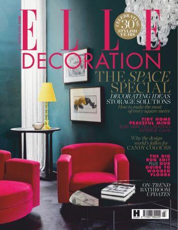 Elle Decoration UK – March 2019
