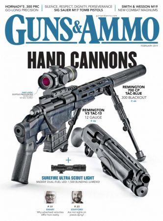 Guns & Ammo – February 2019