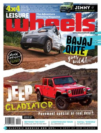 Leisure Wheels – February 2019