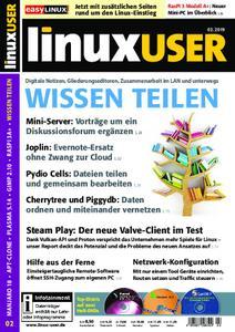 LinuxUser – Februar 2019