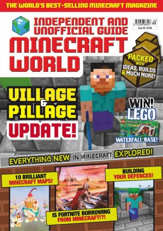 Minecraft World Magazine – April 2019