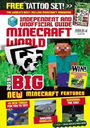 Minecraft World Magazine – March 2019