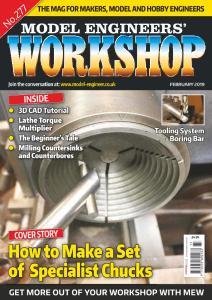 Model Engineers' Workshop Magazine – February 2019