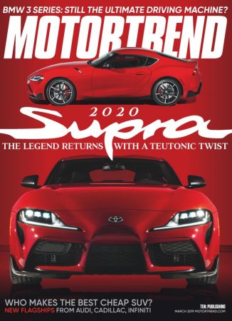 Motor Trend – March 2019